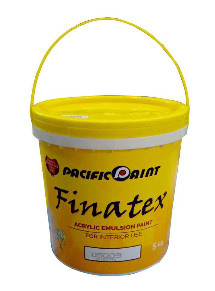 FINATEX ACR EM. 50009 YELLOW 5KG GLN