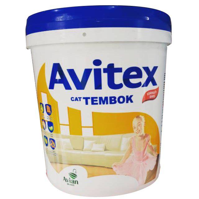 AVITEX EM. SUPER WHITE 25 KG PAIL