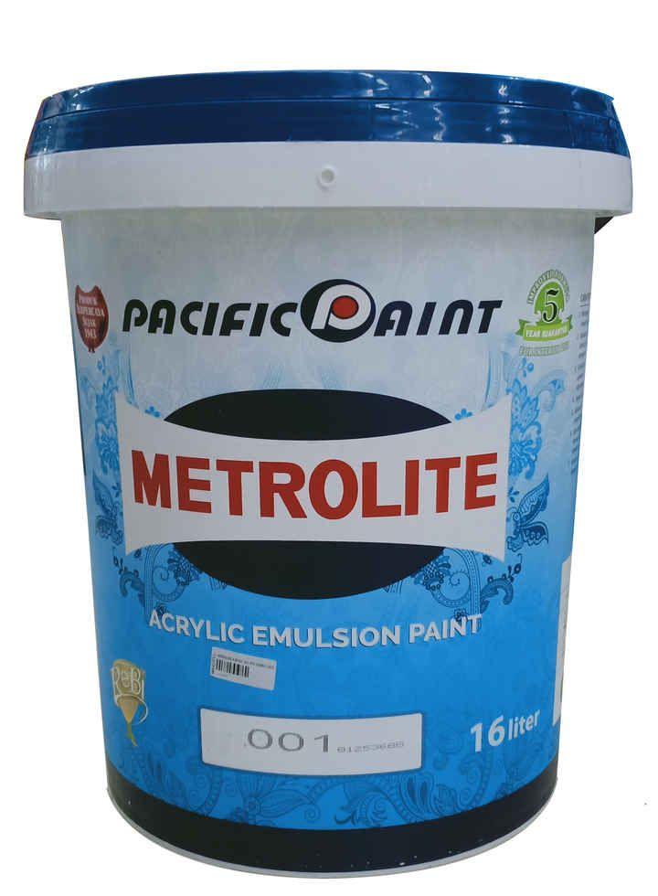 METROLITE ACR EM. 001 PTH METRO 16LTR PAIL