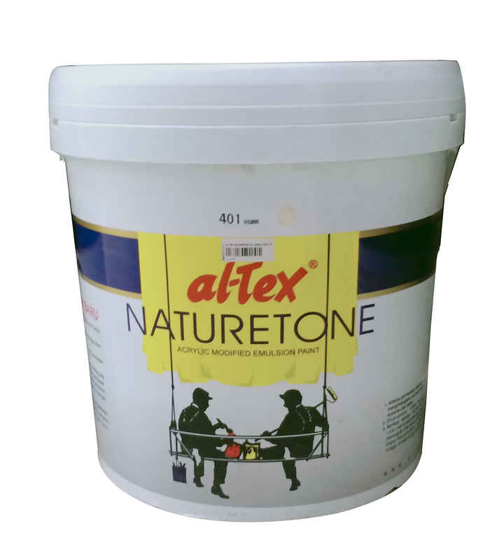 AL-TEX NATURETONE DIAMOND WHITE 20KG PAIL