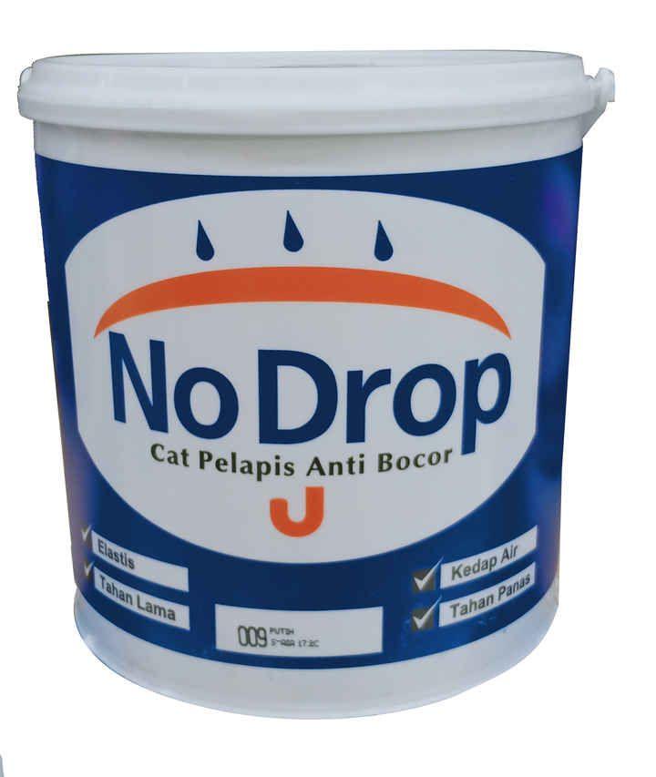 NO DROP 009 PUTIH 4 KG GLN