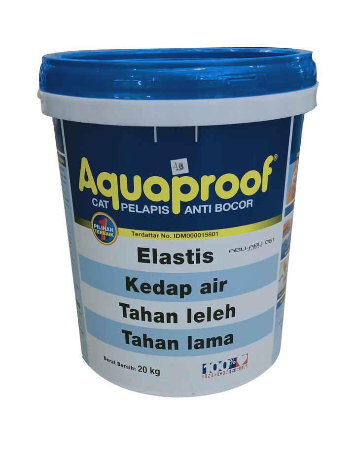 AQUAPROOF CAT PELAPIS ABU-ABU 061 20KG PAIL