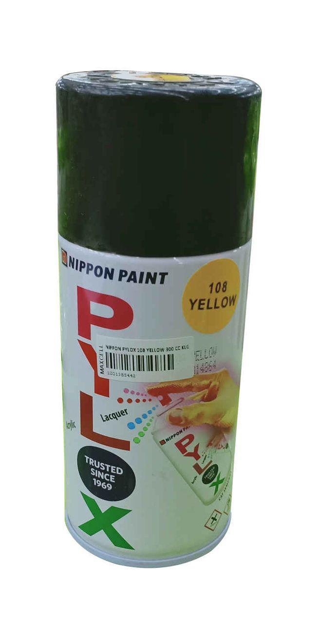 NIPPON PYLOX 108 YELLOW 300 CC KLG