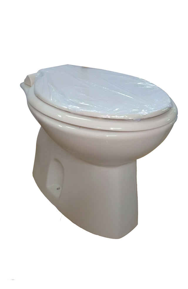 AMSTAD NEW GAYA PAIL FLUSH BONE/IVORY UNIT