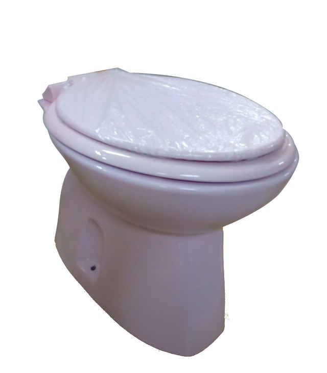 AMSTAD NEW GAYA PAIL FLUSH PINK UNIT